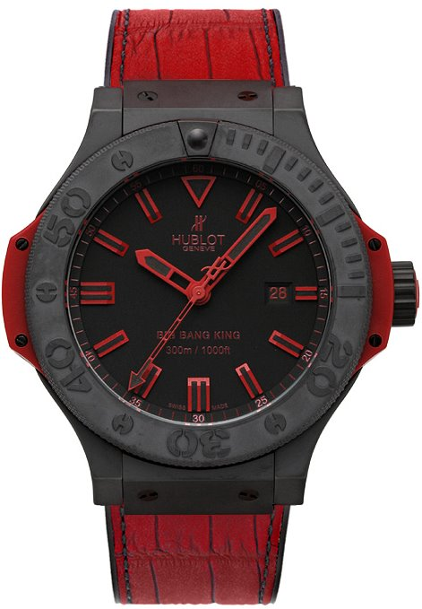 HUBLOT BB KING ALL BLACK 322.CI.1130.GR.ABR10