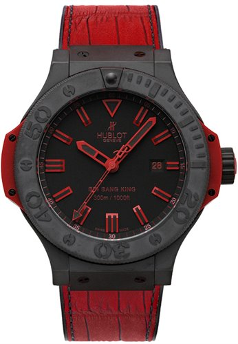 HUBLOT BB KING ALL BLACK 322.CI.1130.GR.ABR10 HUBLOT BB KING ALL BLACK 322.CI.1130.GR.ABR10